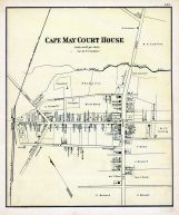 Cape May Court House, New Jersey Coast 1878